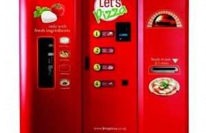 pizza vending machine australia