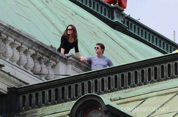 Mission: Impossible 5 Set Photos