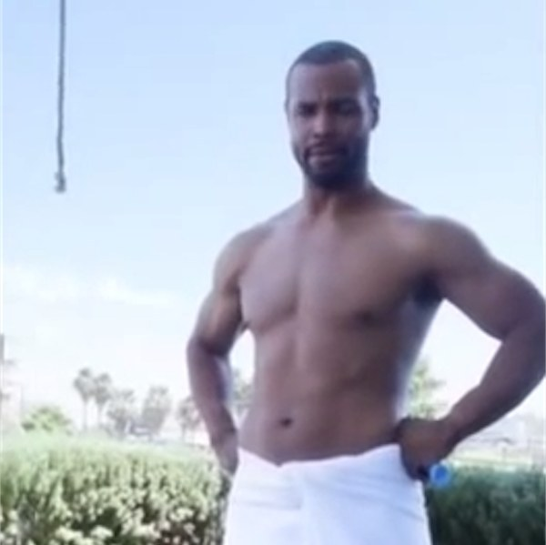 The Smoothest Ice Bucket Challenge By The Old Spice Guy