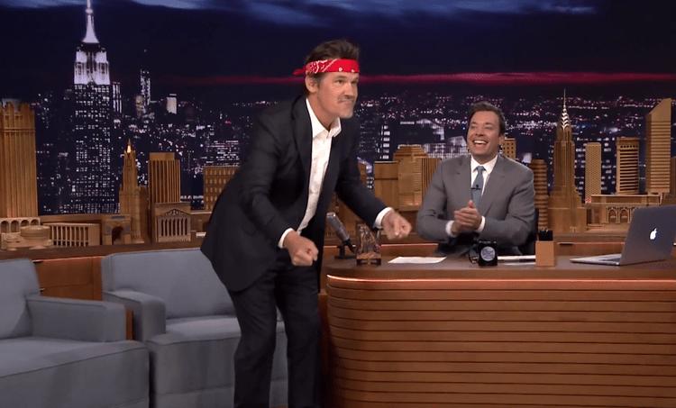Josh Brolin Talks About GOONIES 2 with Jimmy Fallon
