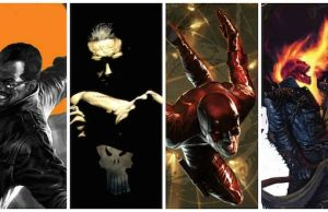 Marvel Gets Back Blade, Punisher And Ghost Rider Movie Rights