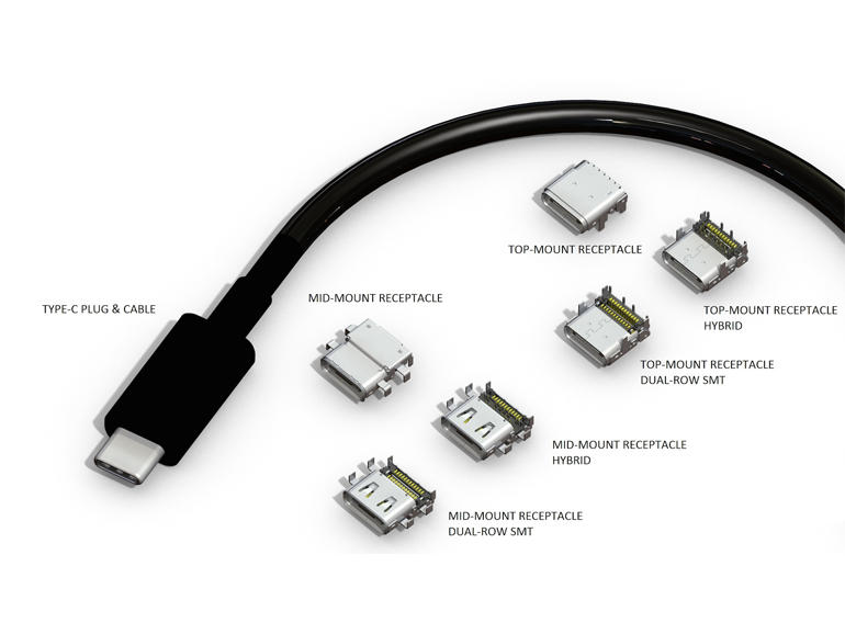 The All New Reversible USB