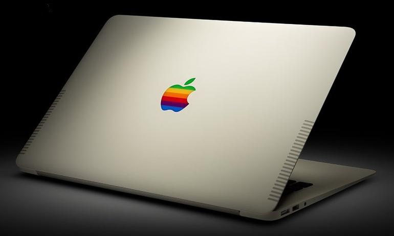 MacBook Air Retro