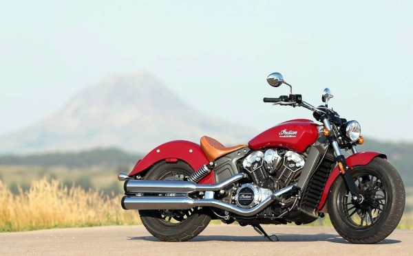 2015 Indian Scout Motorcycle: A Legend Returns