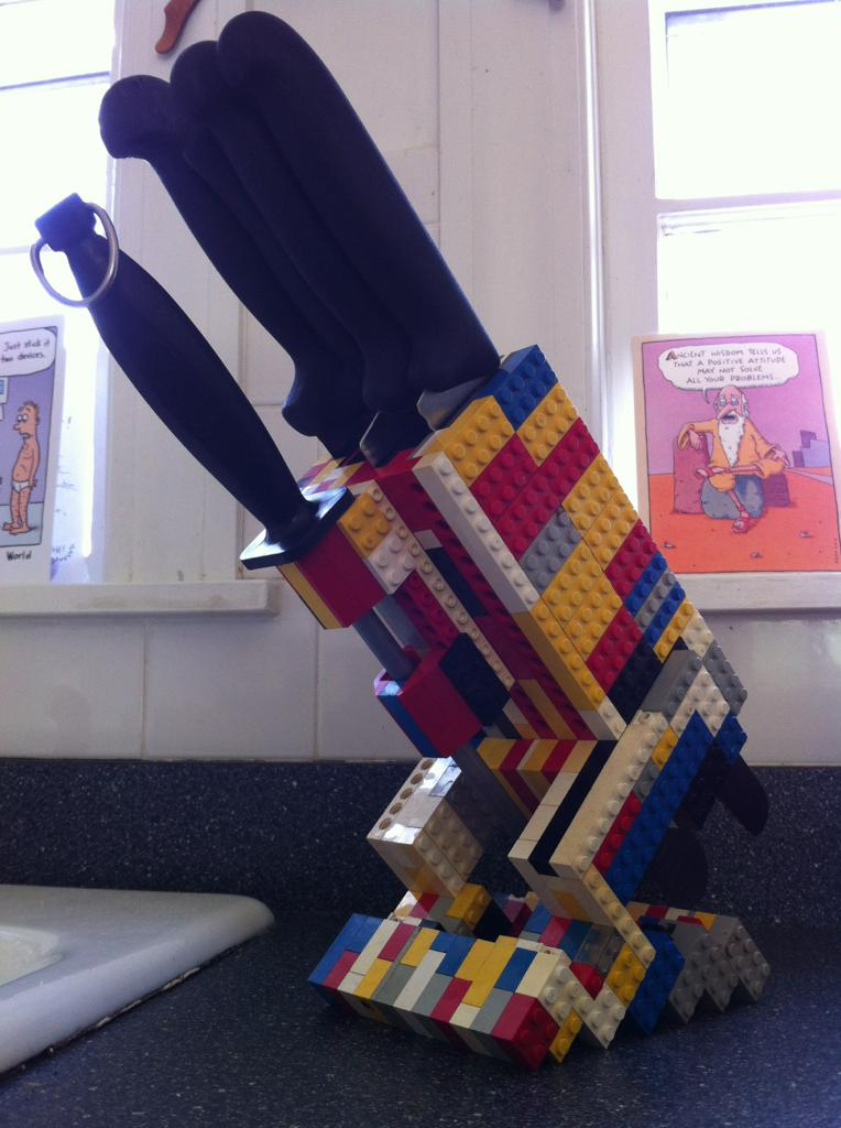 Practical Uses Of LEGO