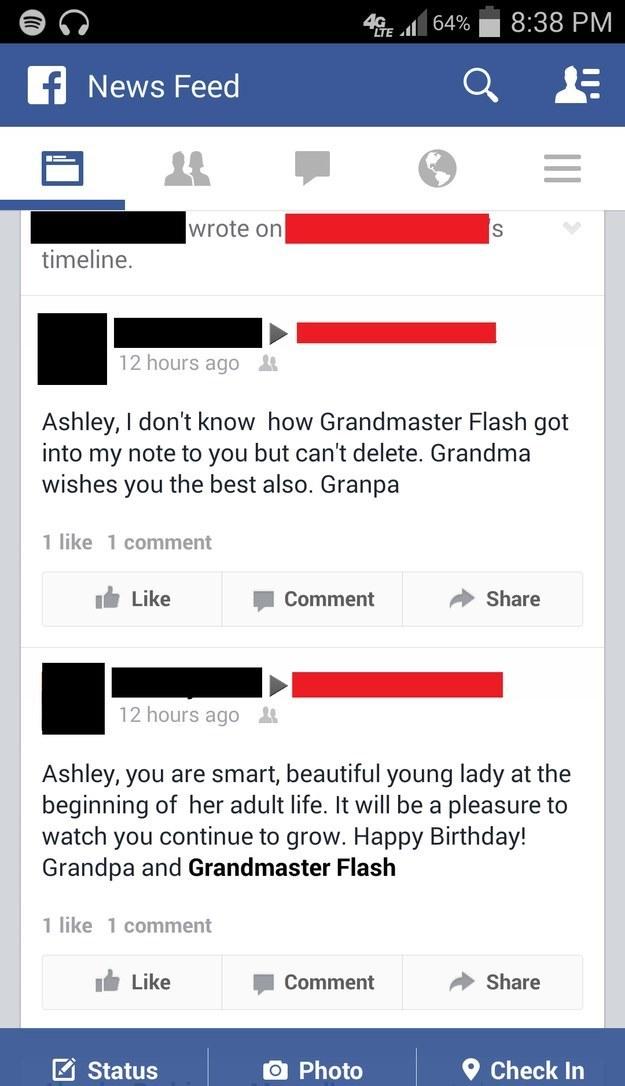 Grandparents hilarious comments  (7)