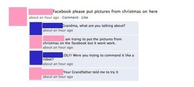 Grandparents hilarious comments  (9)