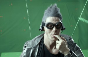 Quicksilver Special Effects Featurette