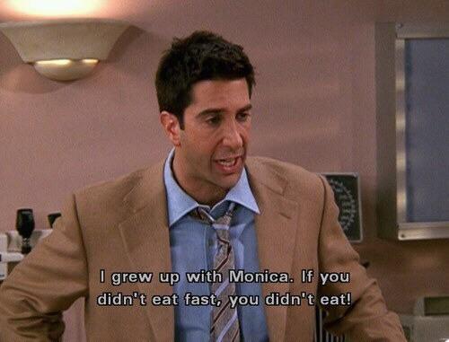 Classic Ross Geller Moments