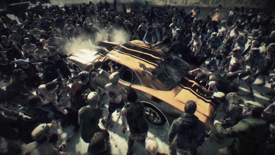 DEAD RISING Movie Details Revealed