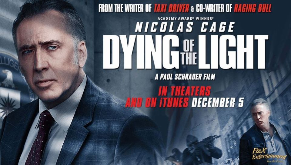 Dying of the Light Trailer