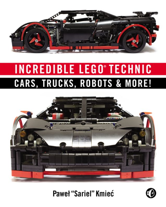 Some Of The World's Best Lego Technic Builders