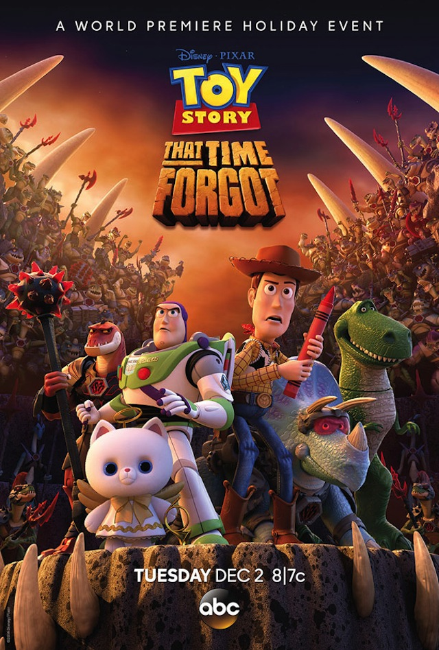 Pixar's Toy Story That Time Forgot