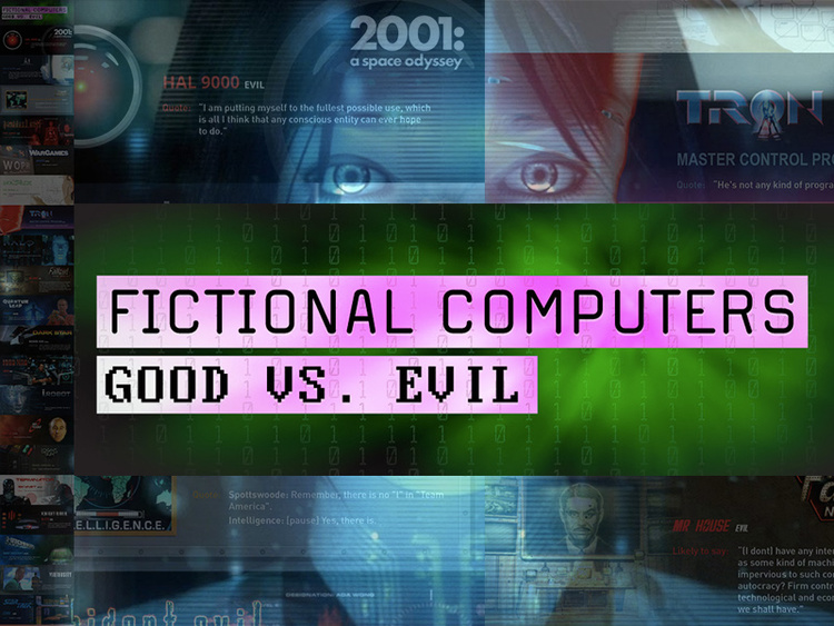 A.I. Computer Quotes From Movies And Games