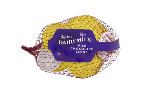Cadbury Chocolate Coins