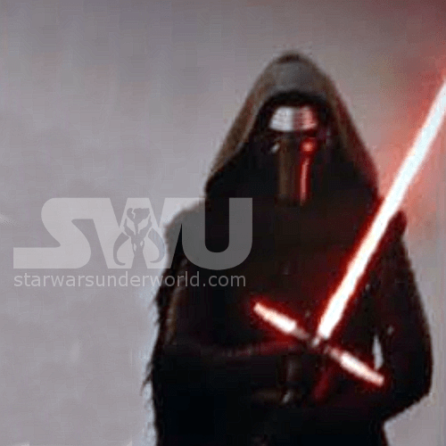 Test Photo Of Sith Villain from STAR WARS: EPISODE VII Leaked