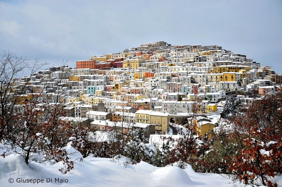 Calitri, Italy