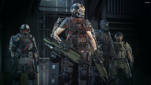 The Call Of Duty Advanced Warfare Exo Zombies Trailer