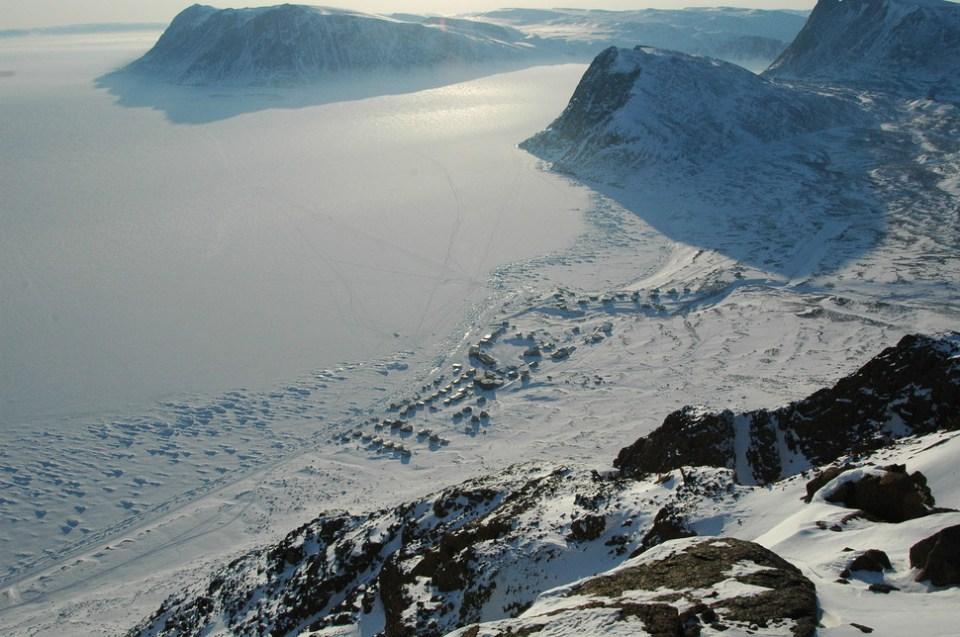 Grise Fjord, Canada