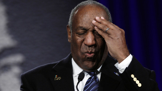 Bill Cosby's Rape Allegations Continues