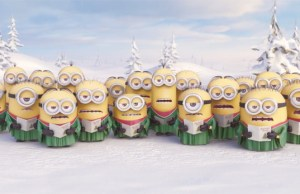 Holiday Greeting from the Minions