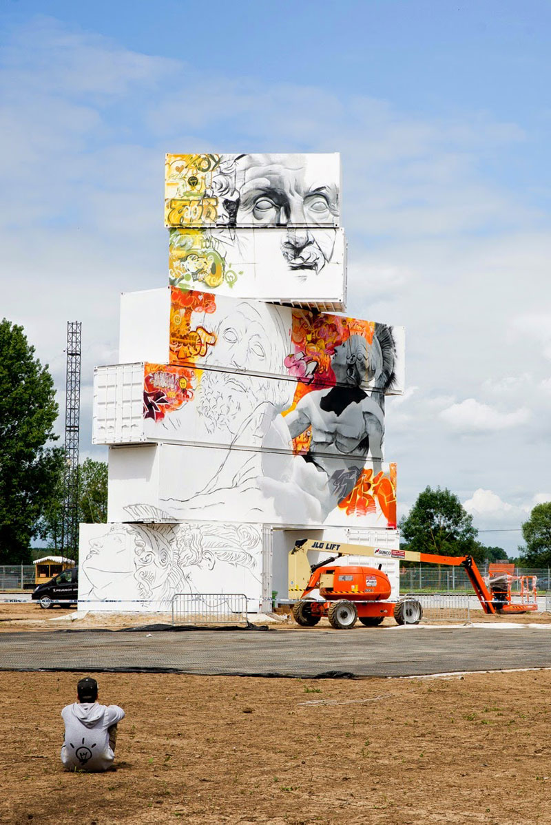 shipping-container-gods-graffiti-street-art-by-pichi-and-avo-north-west-walls-belgium-2014-3