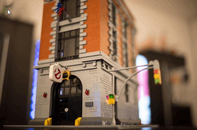 LEGO Ideas - Ghostbusters HQ