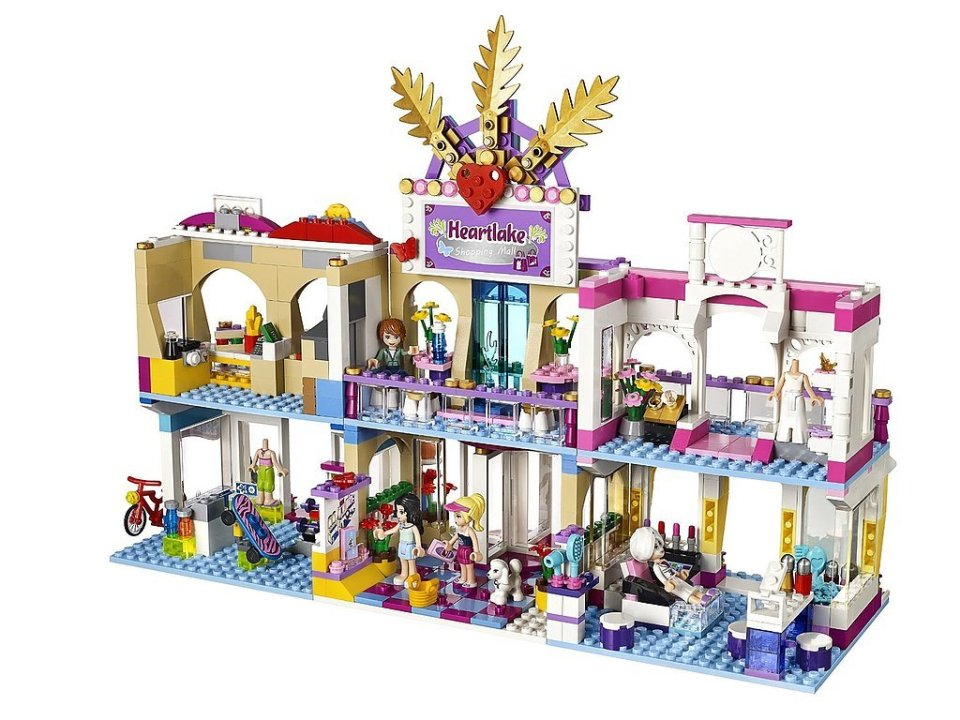 Lego-Friends-Heartlake-Shopping-Mall