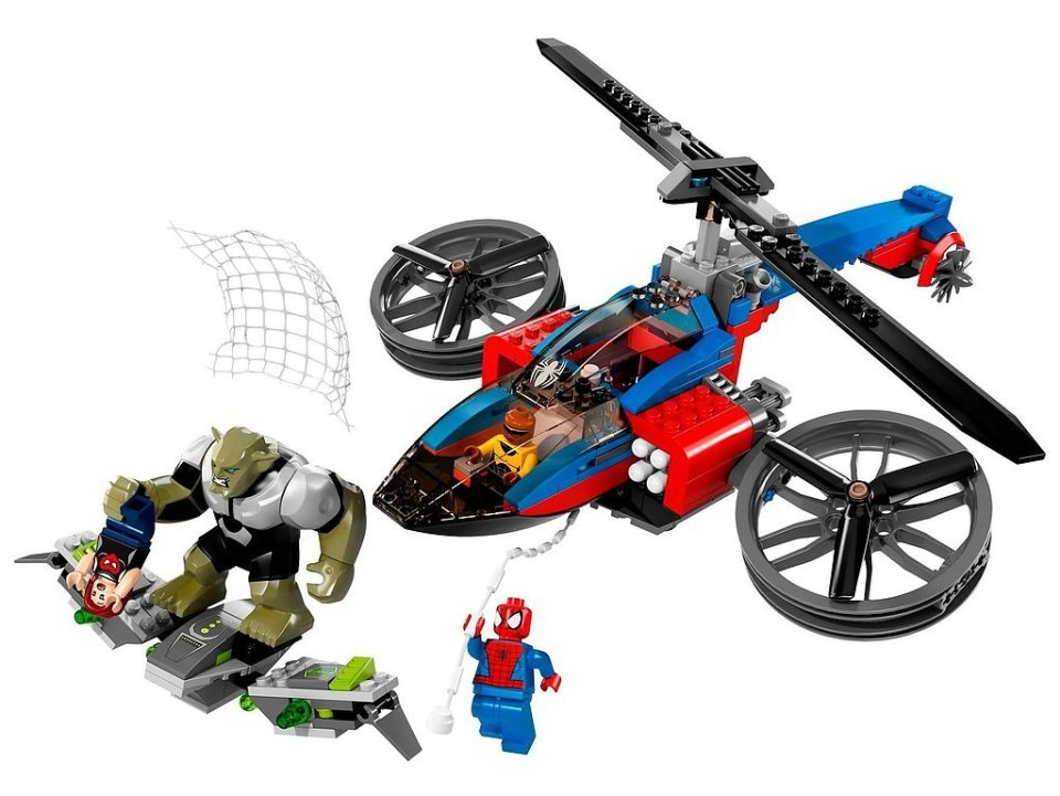 Lego-Spider-Helicopter-Rescue