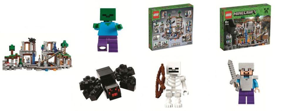 Minecraft 2014 Lego Sets (6)