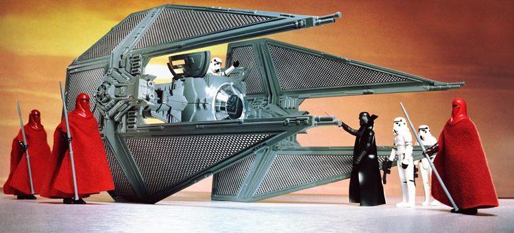 Original STAR WARS Action Figure Product Shots