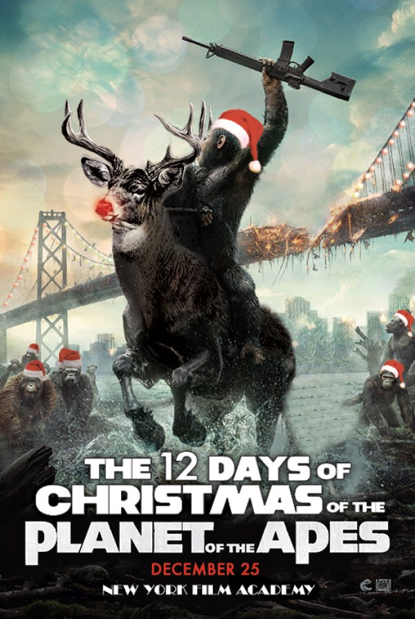 The-12-Days-of-Christmas-of-the-Planet-of-the-Apes