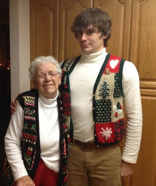 11 People Really Enjoying Christmas