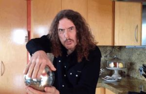 Weird Al's Mysterious Floating Orb