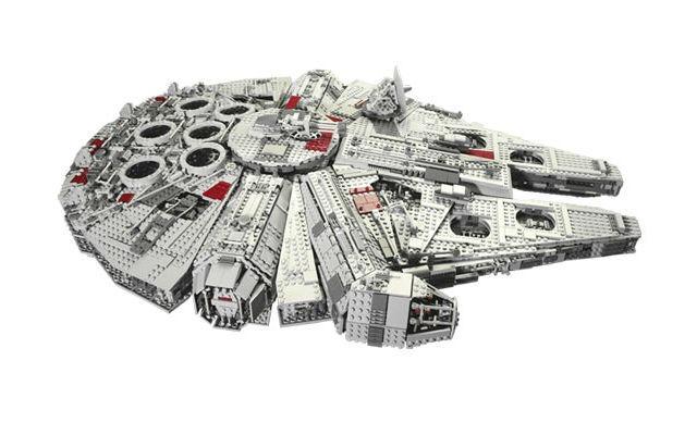 LEGO Star Wars Ultimate Collector's Millennium Falcon
