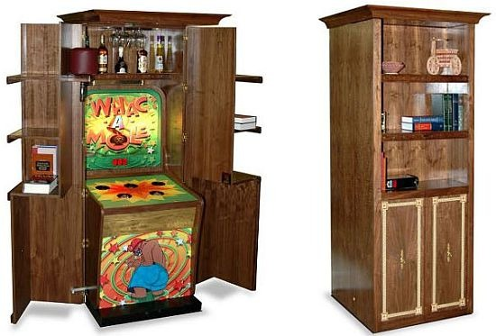 Personalized Whac-A-Mole Game