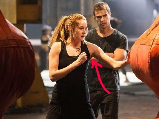 9. Tris, Divergent (2014)