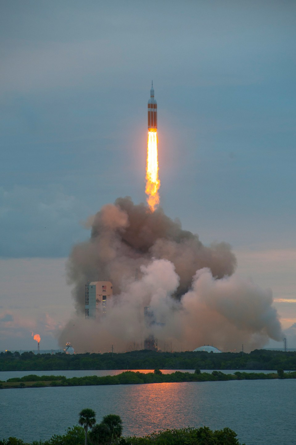 NASA's Orion Launch