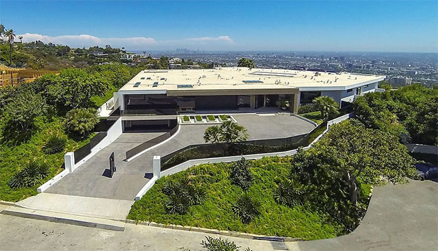 Most Expensive House In Beverly Hills Bought By Minecraft's Creator
