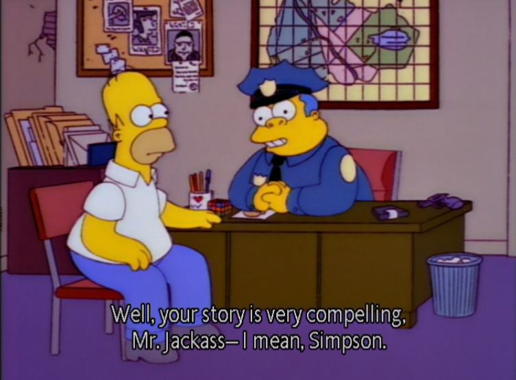 18 Classic Chief Wiggum Lines From The Simpsons