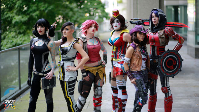 A Look Back At The Best Cosplays From 2014 (20)
