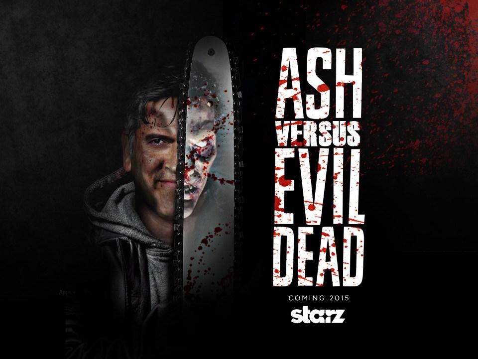 ASH VS. EVIL DEAD Series