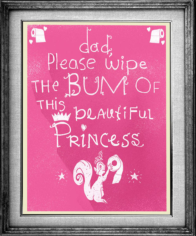 Awesome Dad Illustrates All of the Funny Things His Daughter Says