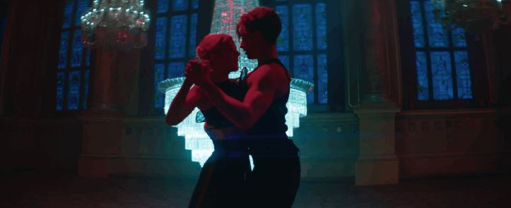 Ellie Goulding Music Video for the Fifty Shades of Grey
