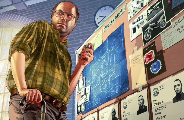 GTA 5 Assassination Investor Lester Missions For Xbox One