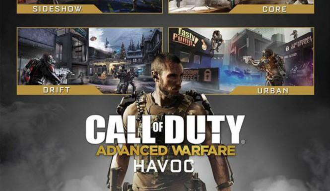 COD Advanced Warfare Havoc DLC