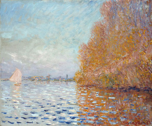 Want To Know How To Repair A$12 Million Monet (1)