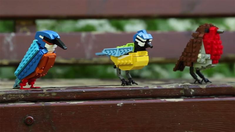 LEGO Birds