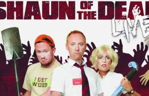 SHAUN OF THE DEAD Live Trailer