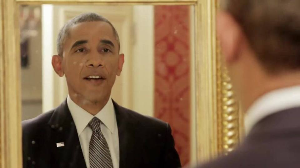 President Obama Stars In Buzzfeed Video